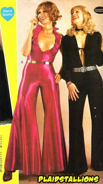 continuar ¿Cómo Mucho  Moda años 70 | Pasos de la Moda